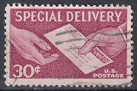 USA Briefmarke gestempelt 30c Special Delivery / 1194