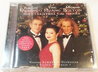Michael Bolton CD Merry Christmas From Vienna by Placido Ying Huang Domingo 1997