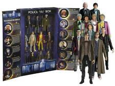 Doctor Who 11 Doctors Figure Collectors Box Set 10th 11th Dr Tennant Smith