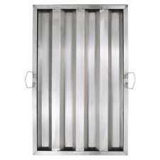 "25"" x 16"" x 2"" Stainless Steel Hood Filter 407Hf1625"
