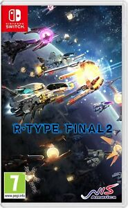 R-Type Final 2 Inaugural Flight Edition - Nintendo Switch NEW Sealed