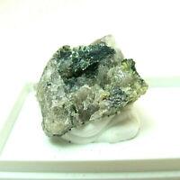 Scorodite Connelite Cligga Head Perranporth Cornwall UK Mineral Specimen