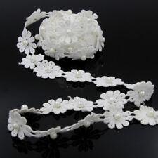 3 Yards Vintage Lace Edge Trim Ribbon Applique DIY Bridal Wedding Sewing Crafts