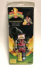 Mighty Morphin Power Rangers Megazord Stopwatch Watch 1994 Saban Sealed MMPR