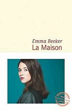 La Maison de Emma Becker | Livre | état bon