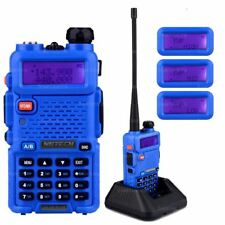 NKTECH UV-5R PLUS Tri-Power 8W 4W 1W FM Two-Way Radio Dual-Band Walkie Talkie BU