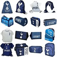 Official Tottenham Football Club Blue Backpack / Wallet / Gym / Shoe / Lunch Bag