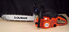 """Dolmar PS-5105A Gas Chain Saw 20"""", 3/8"""", .050"""