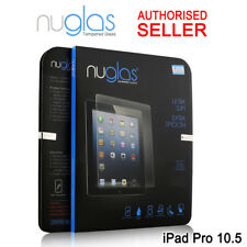 Genuine Nuglas Premium Tempered Glass Screen Protector for Apple iPad Pro 10.5""