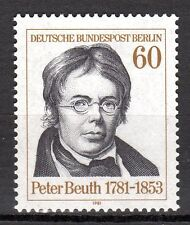 Germany / Berlin - 1981 Peter Beuth (Business man) - Mi. 654 MNH