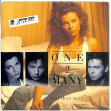 """One 2 Many - Another Man - 7"""" Vinyl Record"""