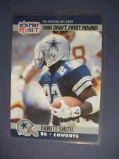 EMMITT SMITH 1990 Pro Set #685 RC Cowboys