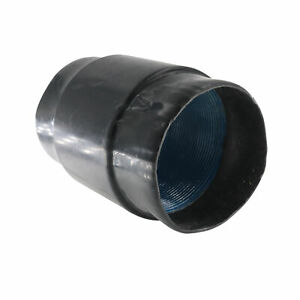 THOMAS & BETTS CPL4-G OCAL THREADED PVC-COATED CONDUIT COUPLING, 4-INCH