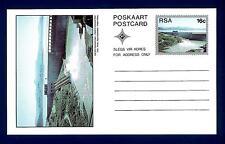 SOUTH AFRICA - SUD AFRICA - RSA - 1990 - Cart. Post., 16c - Henrik Verwoerd-dam