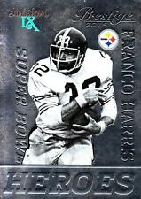 2015 Prestige Super Bowl Heroes #5 Franco Harris Steelers