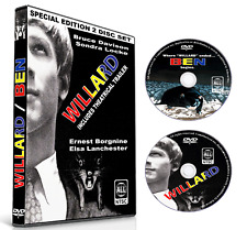 WILLARD 1971 / BEN 1971 - THE SPECIAL EDITION 2 DISC BOX SET- WIDESCREEN
