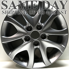 "Set of 4 16"" Replacement Alloy Wheels Rims for 2009-2012 Hyundai Elantra 70777"