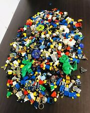 Lego Minifigure Joblot 900 G Accessories,torso Legs Weapons Tools Heads Lot