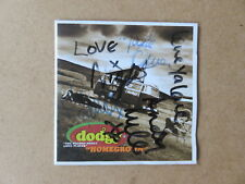 Homegrown CD AUTOGRAPHED BY DAMON ALBARN BLUR & MARK OWEN TAKE THAT & DODGY