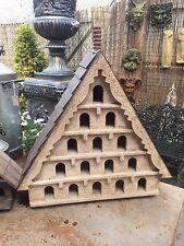 Bird Hotel Dovecote style Bird Box , Dovecote type bird house Large bird Box