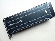 Nvidia VGX GRID K2 8GB PCIe 3 x16  Graphics Video Card 729851-B21 732635-001