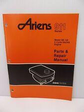 Ariens PRM-911-SACHS Parts & Repair Manual 911 Ser. SB140 2 Cycle SACHS Engines