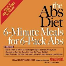 Abs Diet 6-Minute Meals for 6-Pack Abs : More Than 150 Great-Tasting Recipes to