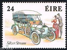 IRLANDA EIRE 1 FRANCOBOLLO MACCHINE AUTO AUTOMOBILI SILVER STREAM 1989 nuovo**