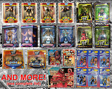 Classic WWF/ WWE Wrestling Action Figure Collection (Unopened, Near Mint)