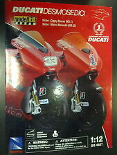 New Ray Ducati Desmosedici GP08 2008 1:12 #33 Marco Melandri (ITA) (easy kit)