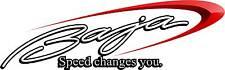 BAJA BOATS DECAL, Islander, Outlaw, Performance High Quality!!