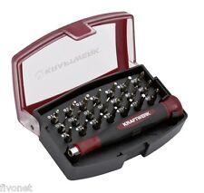 professionnel Precision BITBOX 22-tlg. Bit Box KRAFTWERK Kit filigranne