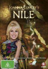 Joanna Lumley's Nile NEW R4 DVD