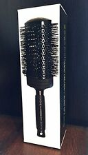 "ERGO PROFESSIONAL IONIC CERAMIC ROUND BRUSH NO FRIZZ 3 1/2"" FREE SHIPPING NO TAX"
