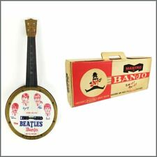The Beatles 1964 Mastro Toy Banjo (USA)