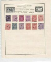 Indian Native States Stamps Ref 14545