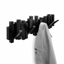 Umbra Sticks Multi Wall Hook/Coat Rack - Black