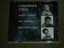 Mark O'Leary Mat Maneri Matthew Shipp Chamber Trio (CD, Mar-2005, Leo)