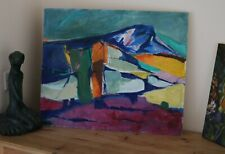 ABSTRACT LANDSCAPE BY PAMELA GUILLE ARCA