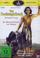 DVD NEU/OVP - Die grosse Dschungelbuch Box - 3 Filme
