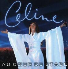 Celine Dion, Anne Geddes - Au Coeur Du Stade [New CD]