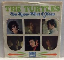 "The Turtles You Know What I Mean/Rugs Of Woods & Flowers 7"" Single"