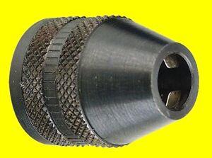 PROXXON 28941 3 Backen Bohrfutter 0,5-3,2mm für MICROMOT Geräte und MF70