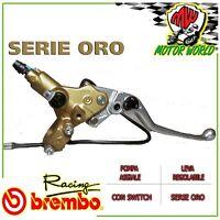 10977011 BREMBO Bomba de Freno PSC 16 Oro Delantero Ducati Monster