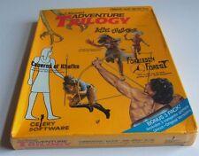C64:  Paul Norman's Adventure Trilogy *Neu*