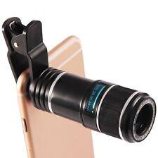 nc Zoom ottico aggiuntivo smartphone focale 12x 330mm teleobiettivo universale