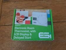 ESI Electronic Room Thermostat ESRTD3