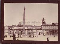 Roma Roma Italia Foto Amateur Viaggio IN Italia 1898