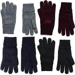 Superdry Mens Glove Orange Label Glove