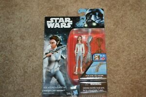 New Hasbro Star Wars Rebels Princess Leia Organa Action Figure Rogue One Wave 3